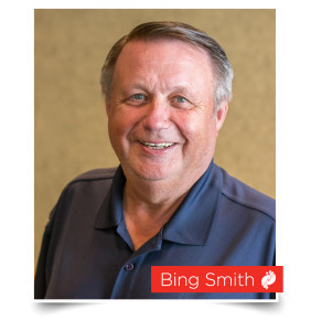 Bing Smith Portrait