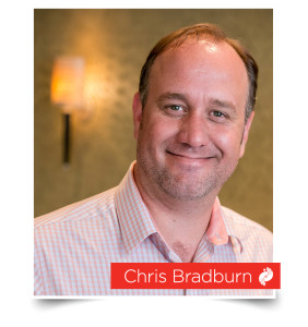 Chris Bradburn Portrait