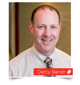 Darcy Barish Portrait