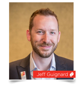 Jeff Guignard Portrait
