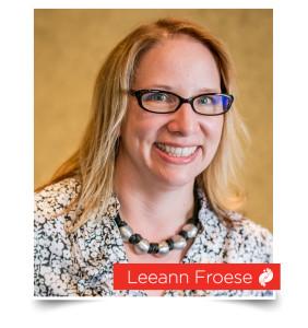 Leeann Froese Portrait