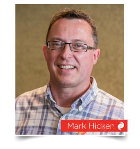 Mark Hicken Portrait