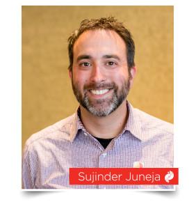 Sujinder Juneja Portrait