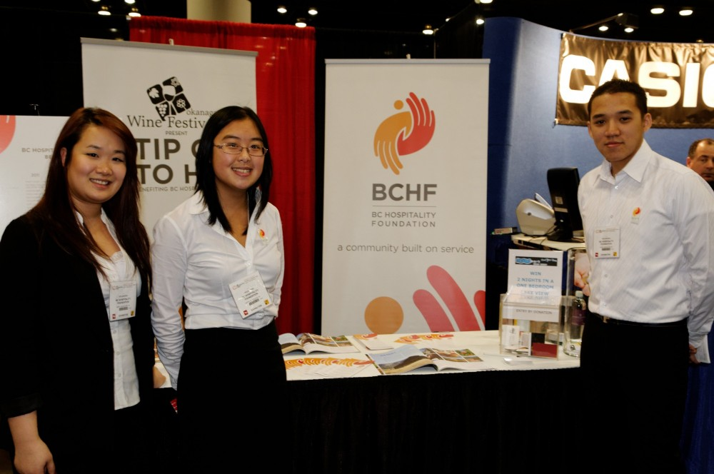 BCHF @ the BC Foodservice Expo