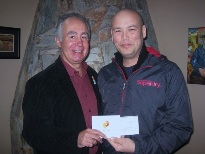 Victoria community supports Brewmaster –