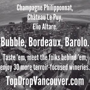Top Drop Vancouver