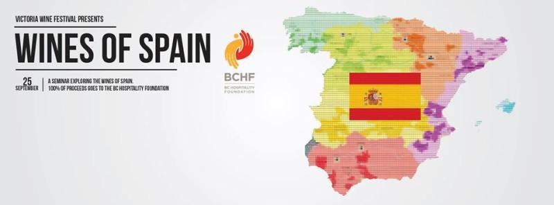 Victoria Wine Festival Spain Festival Banner