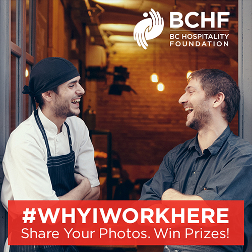 Contest Alert: #WhyIWorkHere (November 3 – December 8)
