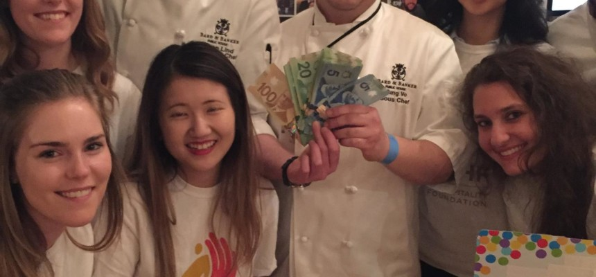 Did you win at Culinaire Victoria?