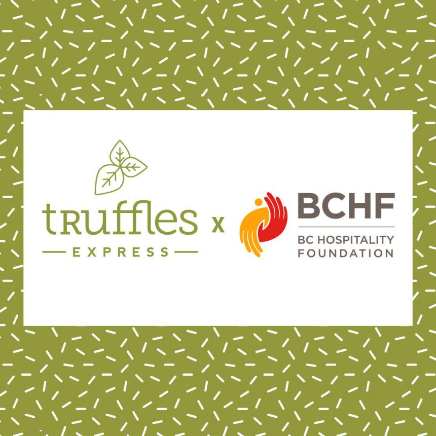 Truffles Catering lunch orders get the BCHF $5.00