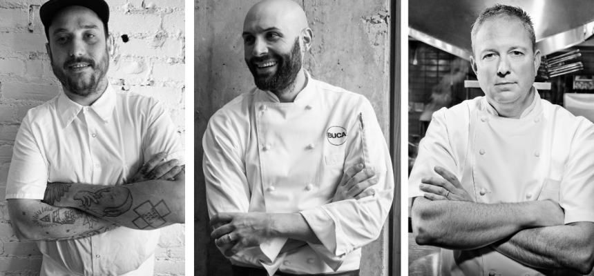 L'ABATTOIR ANNOUNCES THEIR NO. 1 GAOLER'S MEWS DINNER SERIES LINE-UP FOR 2020