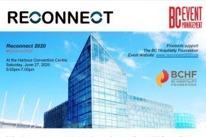 Reconnect2020 online auction OPEN