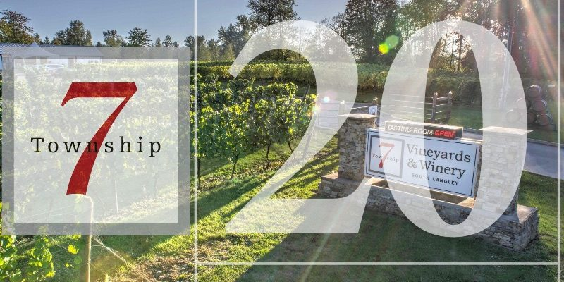 Township 7 Vineyards & Winery Celebrates Two Decades of Excellence B.C. Winery helps establish new wine industry scholarship with the BCHF