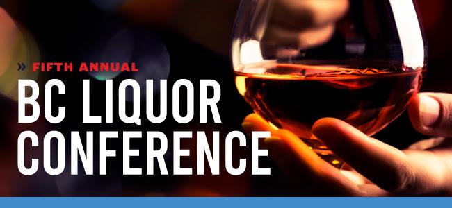 BC Liquor Conference