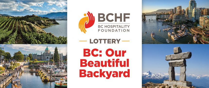 "BCHF online lottery ""BC: Our Beautiful Backyard"" coming soon"