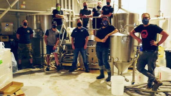 Seven Brewers Make a Beer and support the BCHF