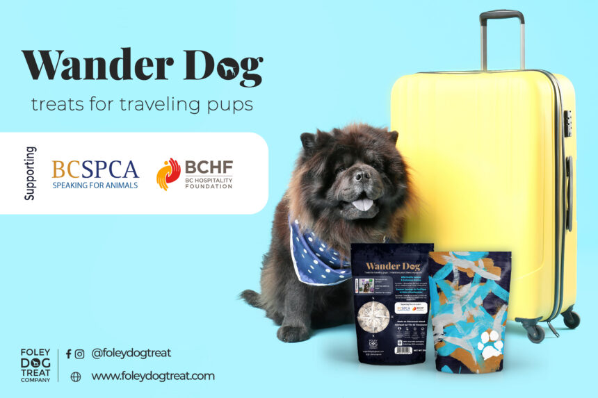 Rewards for Rover on the Road: Sales of Dog Treats Support Hospitality Charity
